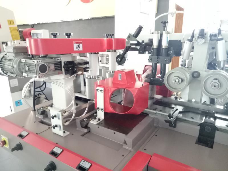 富豪VH-M616BHS 多轴横锯剖片机