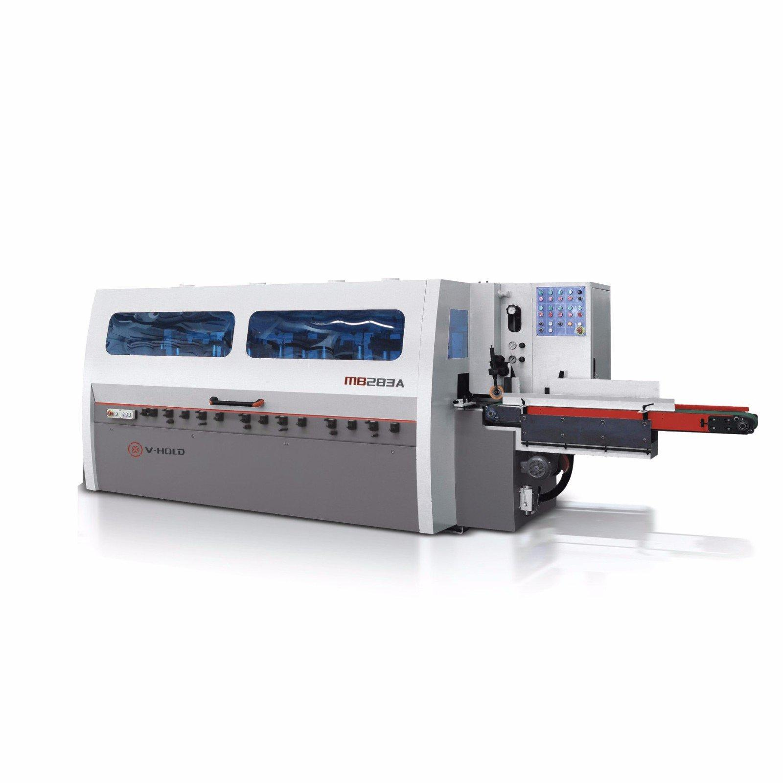 MDF Flooring Automatic Production Line (MB283A+MX21024B) - Panel Making Machines