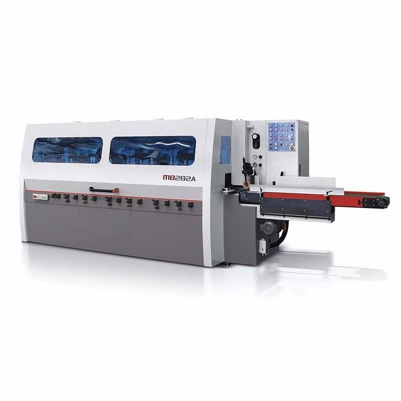 中密度纖維板地板自動生產線(MB282A+MX21024B)