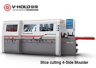 V-HOLD 4 Sided Planer Moulder - VH-M621HS (Slice cutting 4-Side Moulder)