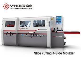 V-HOLD 4 Sided Planer Moulder - VH-M621HS (Slice cutting 4-Side Moulder)